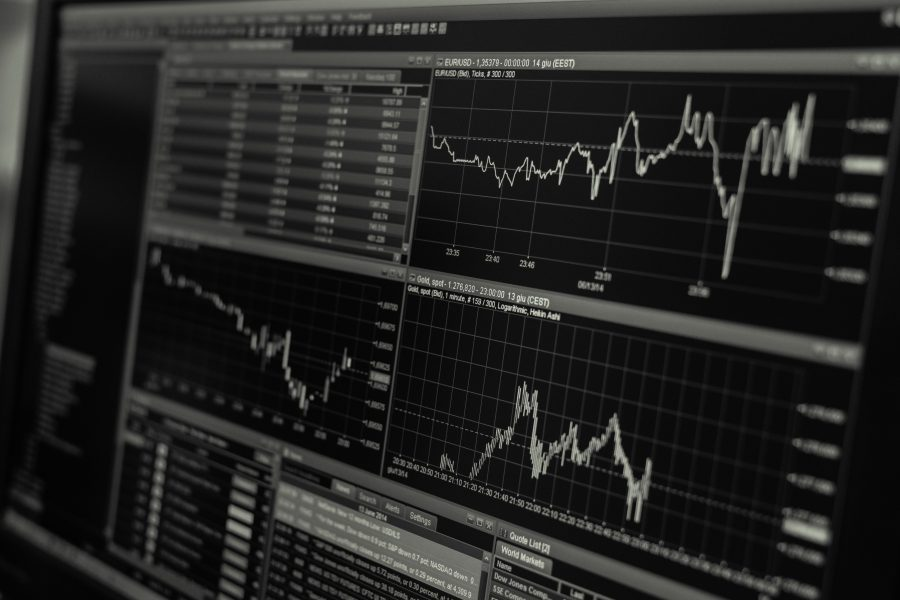 Stock trading monitor