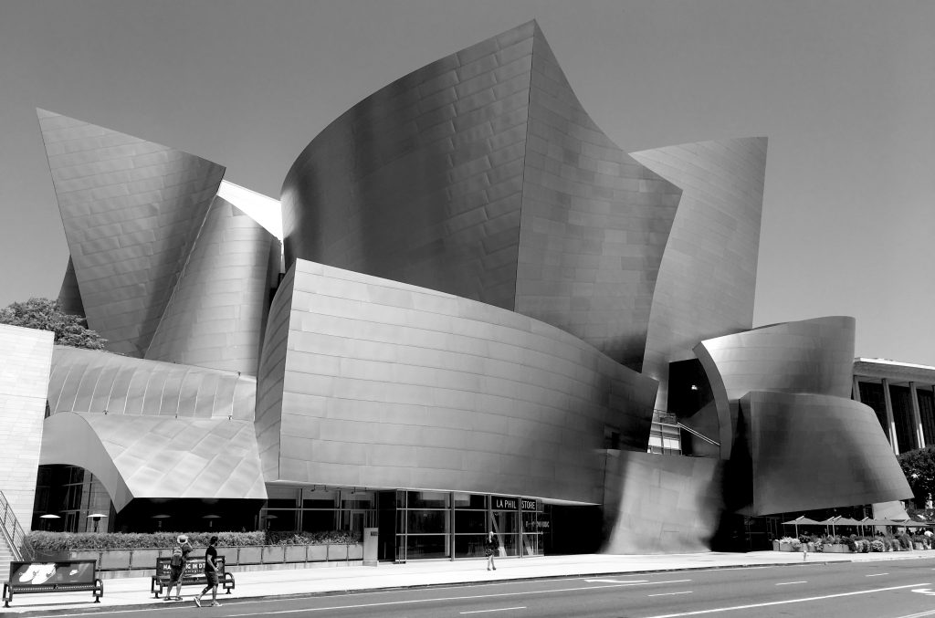 Walt Disney Hall, Los Angeles