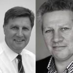 Jonathan Dickins and Guy Hockley